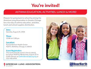 Asthma Education Activities