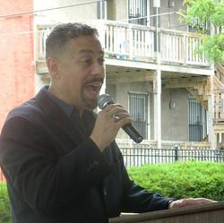 Master of Ceremonies V103's Joe Soto