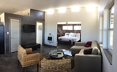 Unique off-grid lodging at Big Bend