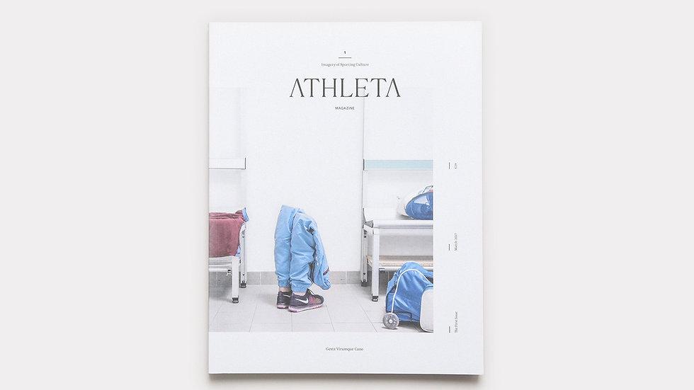 Athleta Magazine Issue 01