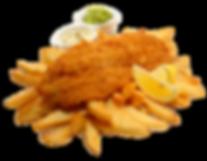 Fish n Chips Chips Republic Hong Kong Elements