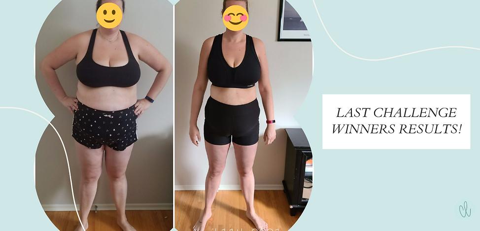 WEB BANNERS flexible fat loss challenge