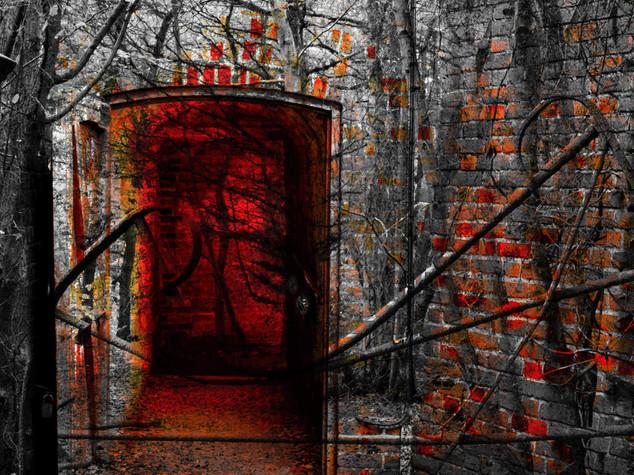 The enclosure