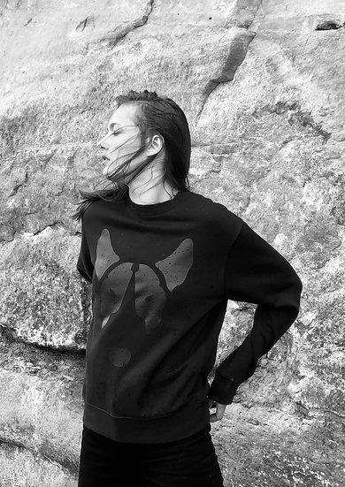Unisex Sweatshirt - BLACK+BLACK