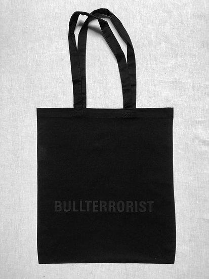 Tote Bag Logo - BLACK+BLACK