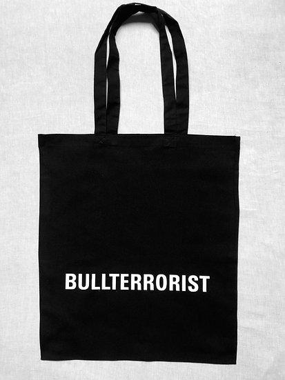 Tote Bag Logo - BLACK