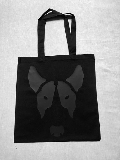 Tote Bag Face - BLACK+BLACK