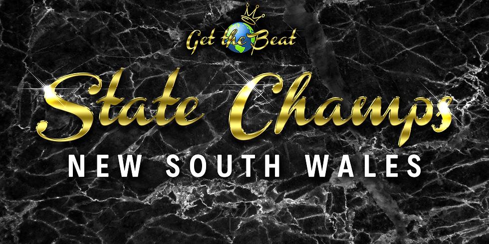GTB NSW STATE CHAMPS 2021
