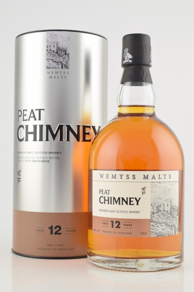 Peat Chimney