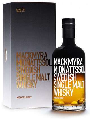 MALT MONDAY - MACKMYRA MIDNATTSOL WHISKY By Cold Monkey Shoulders