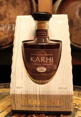 WHISKY WEDNESDAY - TEERENPELI KARHI MADEIRA WINE CASK