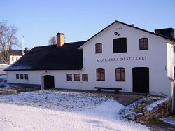 Original Mackmyra Distillery
