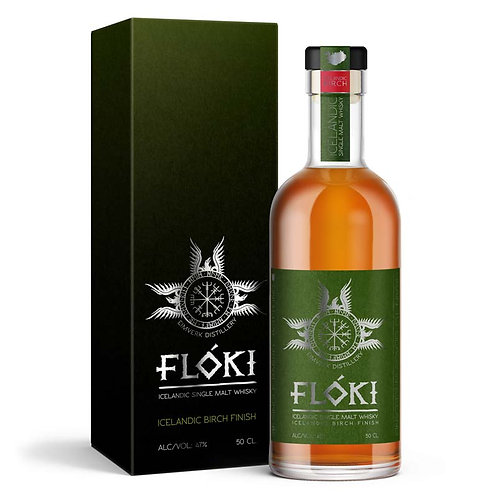 Flóki Single Malt Icelandic Birch Finish