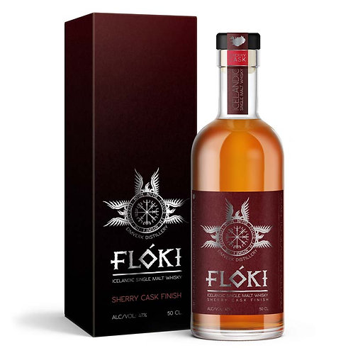 Flóki Single Malt Sherry Cask finish