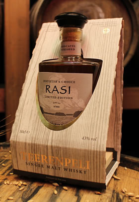 WHISKY WEDNESDAY - TEERENPELI DISTILLERS CHOICE RASI MOSCATEL FINISH