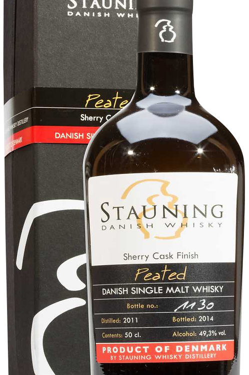 Stauning Peated Sherry Cask