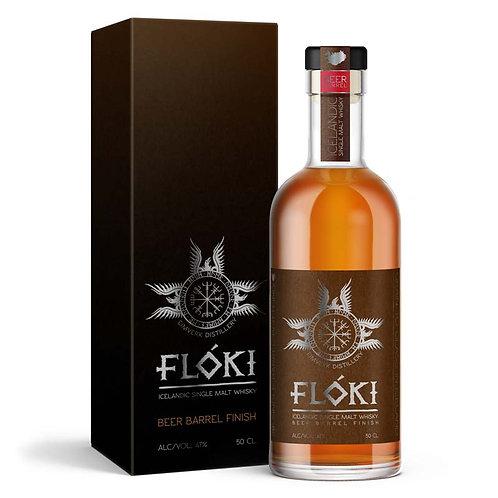 Flóki Single Malt Beer Cask Finish