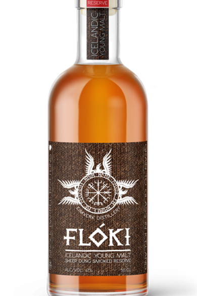 Flóki - Smoked Young Malt