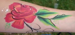 roos - bloemen