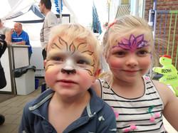 Prinses en tijger