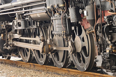 D型の車輪