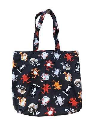 Tote Bag - Alley Cat