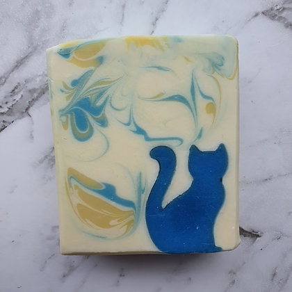 Forget Me Not - Handmade Coconut Milk Soap