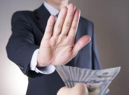 O que você tem a ver com a lei anticorrupção?