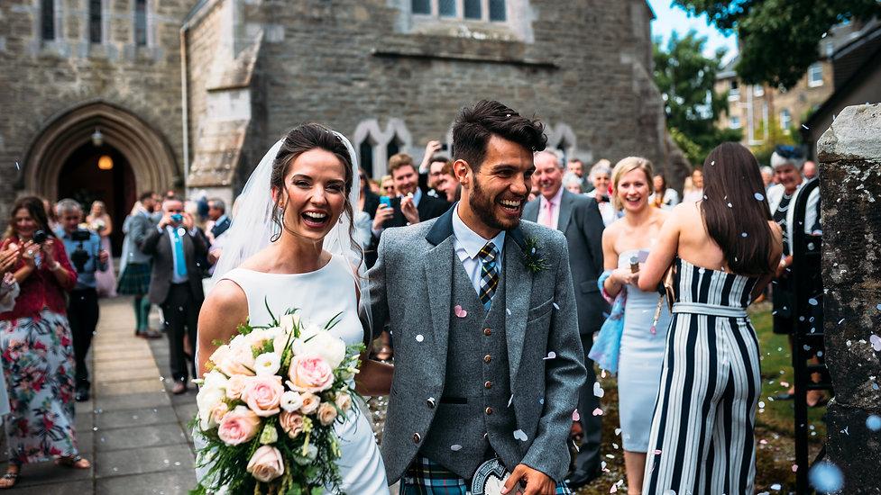The Filmers Wedding