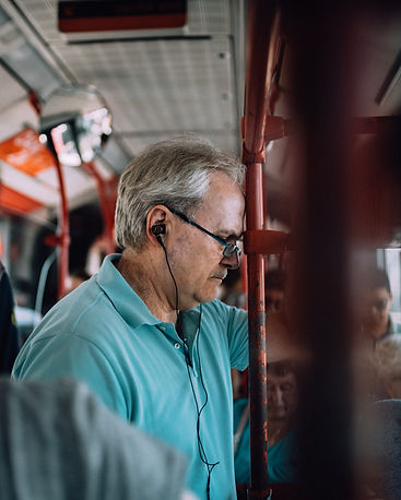 Bus Thoughts - Italy