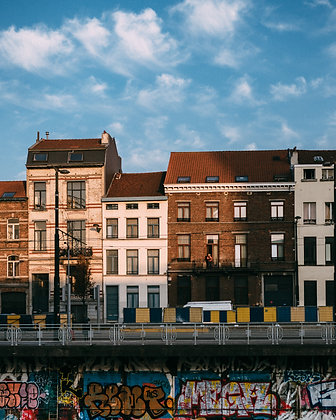 City Layers, Brussels