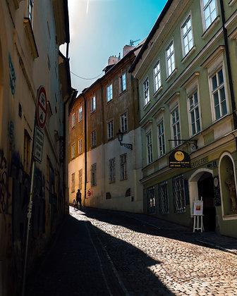 Summer Light in Prague