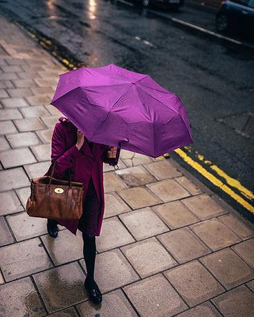 Purple Rain - Glasgow
