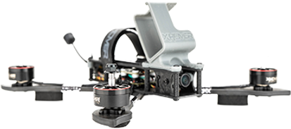 5 inch racing drone for Film and TV productions
