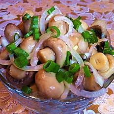 Закуска из грибов по русски