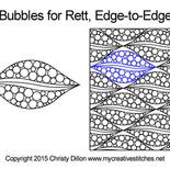 Bubbles For Rett
