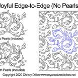 joyful without pearls