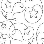 Stars Falling Stars Print