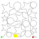 Loopy Stars