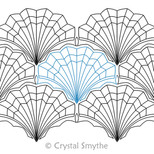 Faceted Clam