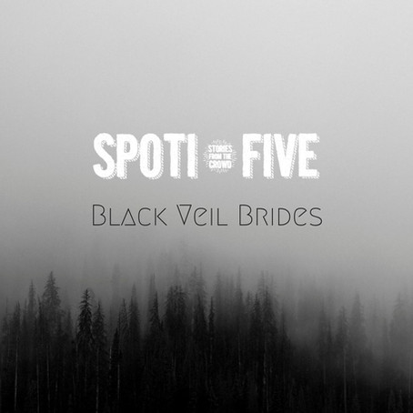 Black Veil Brides Mix 5-14-18