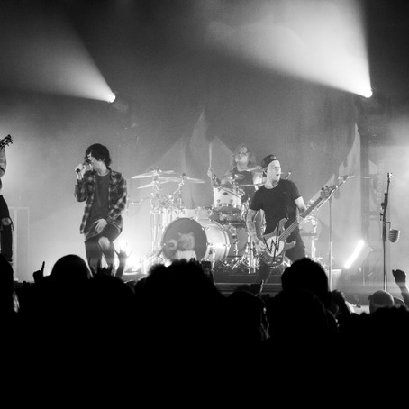 Sleeping With Sirens Kick Off the Medicine Tour in Lincoln