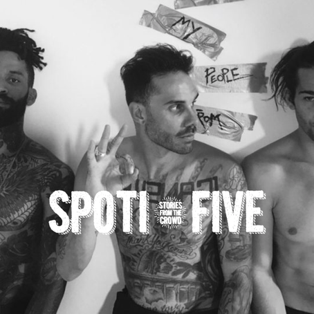Spoti-Five: The Fever 333 5-21-18