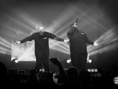 Tech N9ne Gets Wild at the Bourbon Theatre