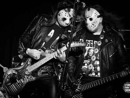 The Jasons Terrorize the Lookout Lounge
