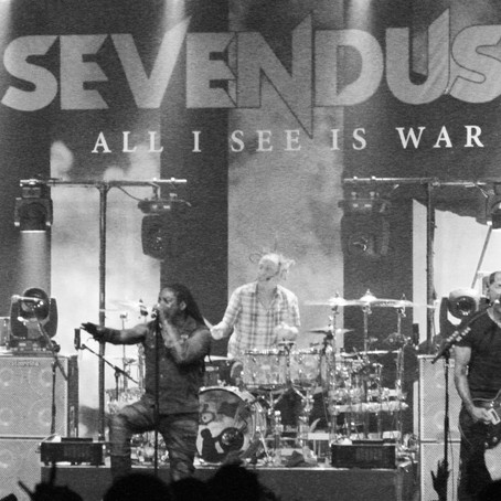Sevendust Gets Down at The Bourbon Theatre