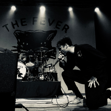 The Fever 333 Destroys at The Bourbon Theatre