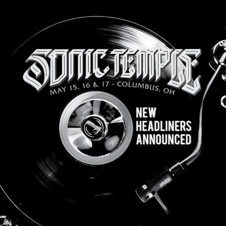 New Sonic Temple Headliners