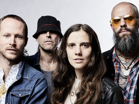 Baroness Blends Genres on New Album Gold & Grey