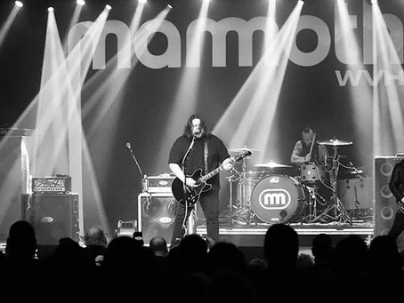 Mammoth WVH Shines at the Bourbon